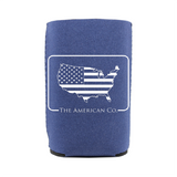 American Patch Koozie - Navy