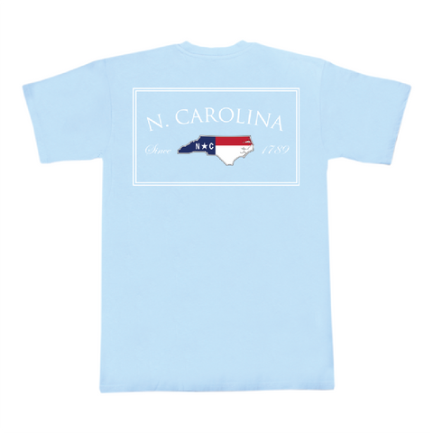 Classic Stay Southern Pocket Tee
