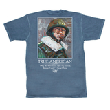 General George S. Patton Pocket Tee - Navy