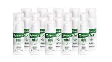 ProloGel CBD Formula – Discount 20-Pack (20 x 5oz Airless Pumps)
