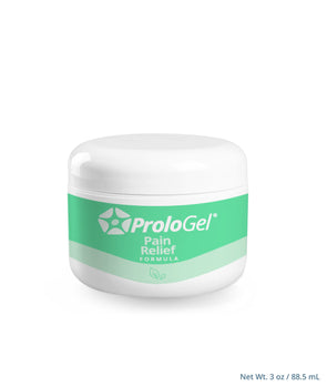 ProloGel Pain Relief (Cream) – 3oz jar