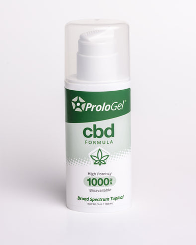ProloGel CBD Formula - 5oz Airless Pump