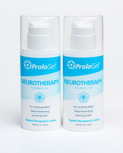 ProloGel Neurotherapy  – Discount 2 Pack (2 x 5oz Airless Pumps)