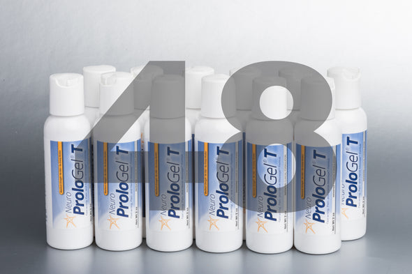 ProloGel Pain Gel - 2oz Tube (48 Pack)
