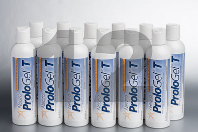 ProloGel Pain Gel - 8oz Tube (12 Pack)