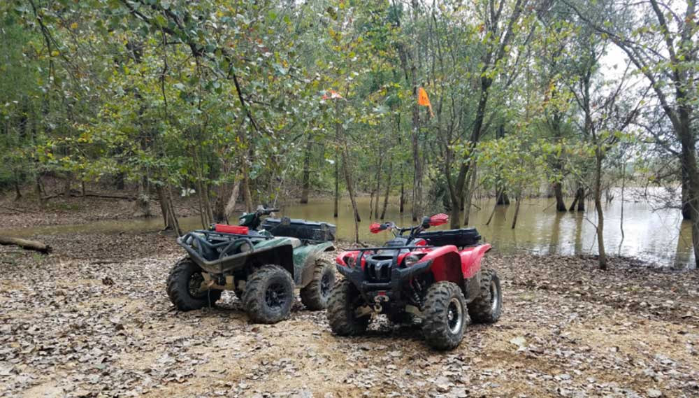 St. Joe State Park Missouri Off-road