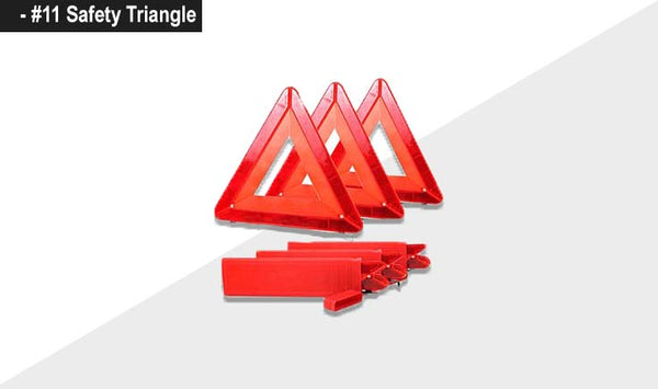 road safety triangles