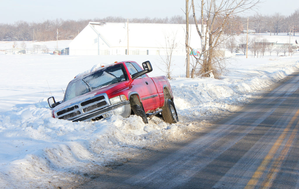 8 Things To Do When Your Truck Is Stuck In Snow
