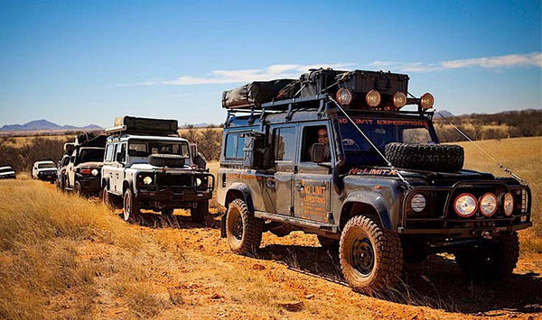 best vehicles for overlanding