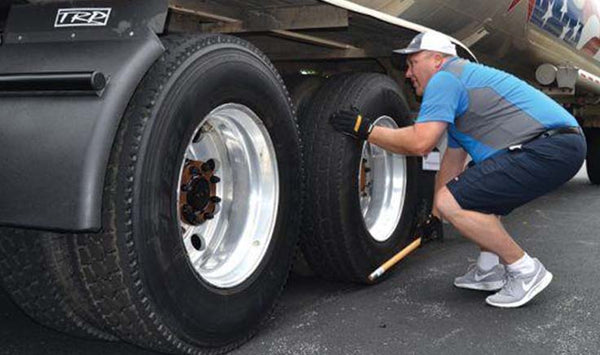 commercial truck inspection winter driving