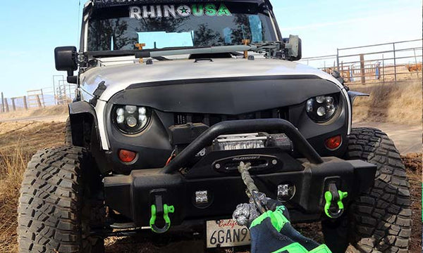 how to use a winch