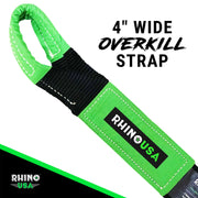 "4"" Ultimate Recovery/Tow Strap"