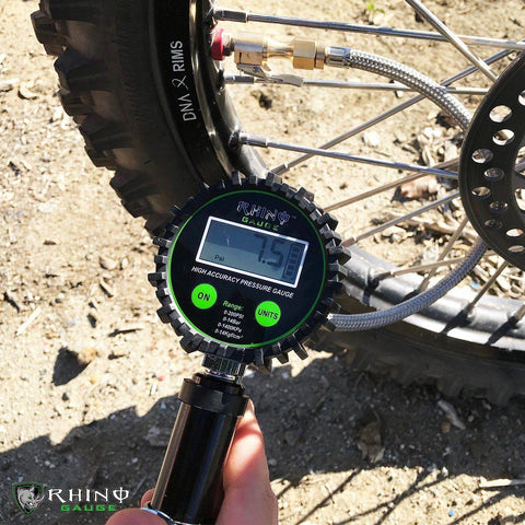 200 PSI Tire Inflator Gauge