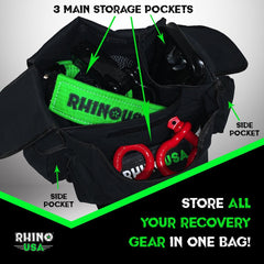 Ultimate Recovery Gear Storage Bag