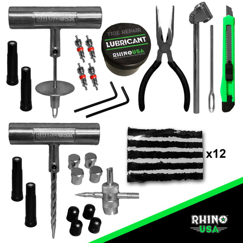 86 Piece Tire Repair Kit