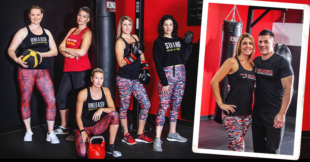 Asskicker Unleashed - cobranded gym clothes for men and women
