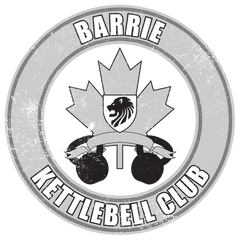 Earn Your Strength - Barrie Kettlebell Club