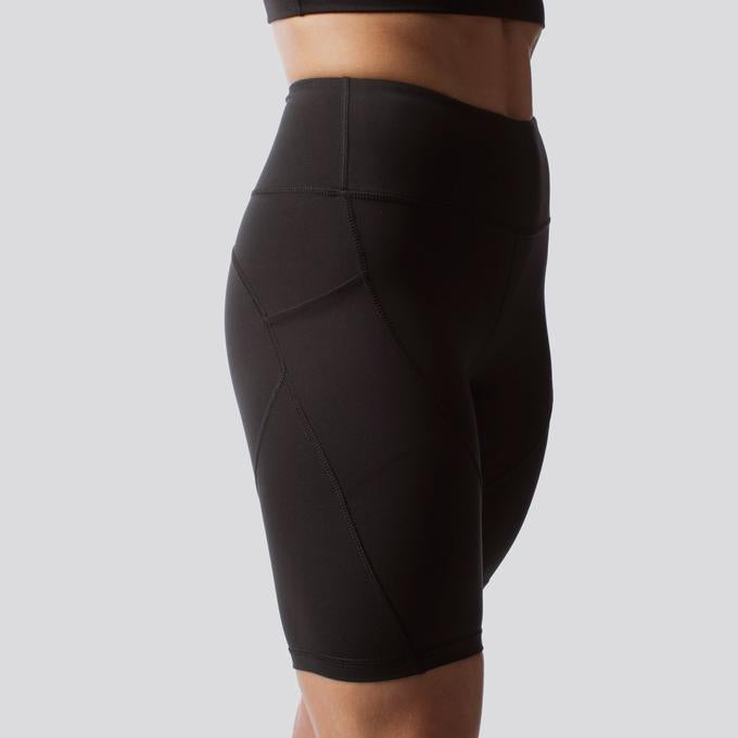 The Cadence Short, Black | Born Primitive [Pre-Order]