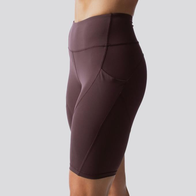 The Cadence Short, Plum | Born Primitive [Pre-Order]