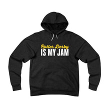 Roller derby is my jam | Premium Sponge Fleece Pullover Hoodie