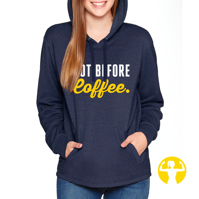 Select a Saying | Fleece Pullover Hoodie (NEW)
