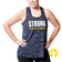 Strong is the New Skinny | Flowy Racerback Tank
