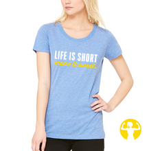 Select a Saying | Ladies Triblend Tee
