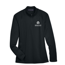 Asskicker Logo | Stretch Tech-Shell® Compass Quarter-Zip