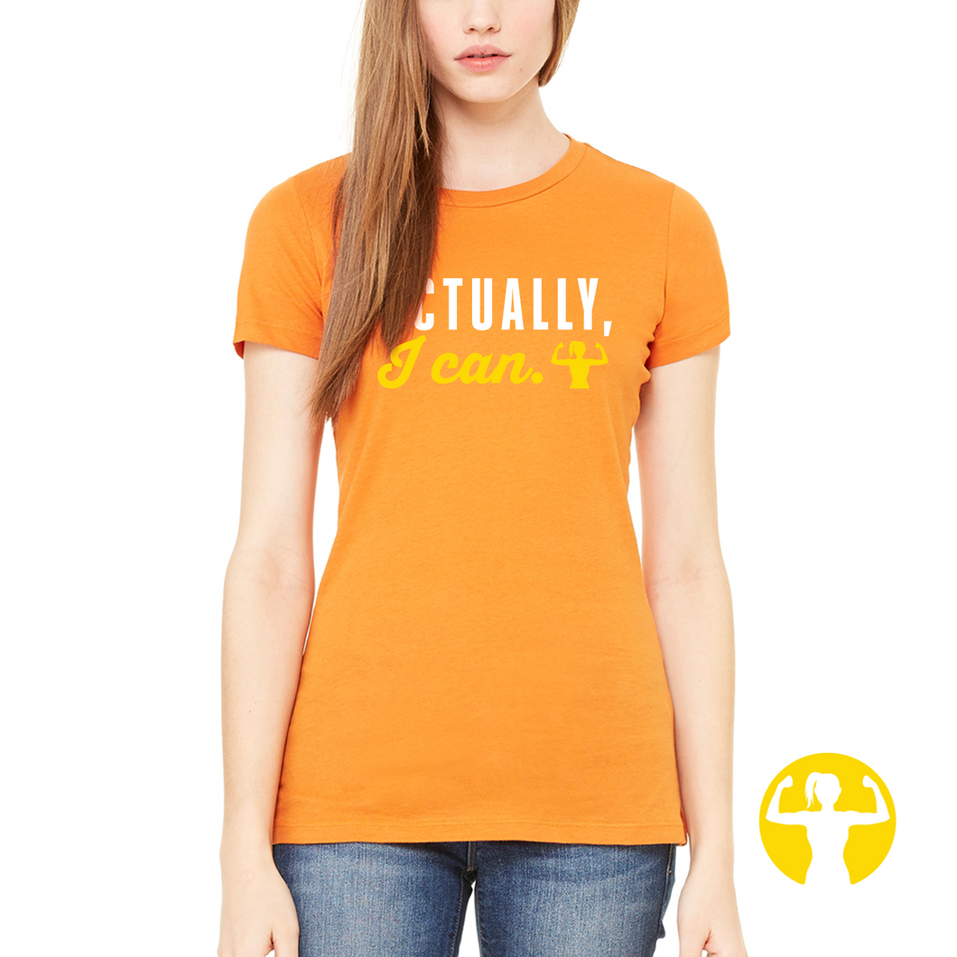 Select a Saying | The Favourite Tee, Burnt Orange