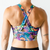 Born Primitive Intensity Sports Bra (Technicolor Jungle)