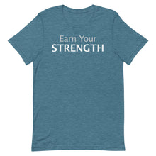 Earn Your Strength BKC Tee | Short-Sleeve Unisex T-Shirt