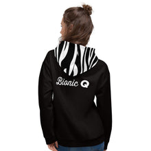 Team Zebra  - get a ref hoodie with your derby name on it
