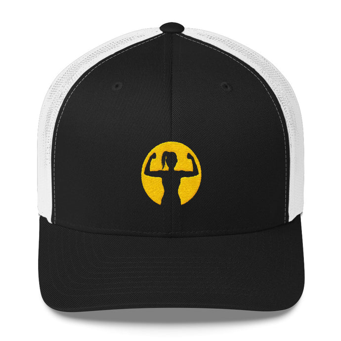 Asskicker Ink. Logo | Trucker Cap