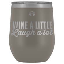 Wine a little, laugh a lot | Outdoor Wine Tumblers