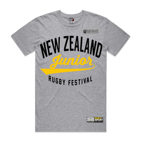 New Zealand Junior Rugby Festival Tee SUP2