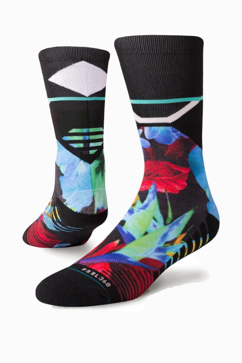 STANCE Socks -Neo Floral Crew - SUP2