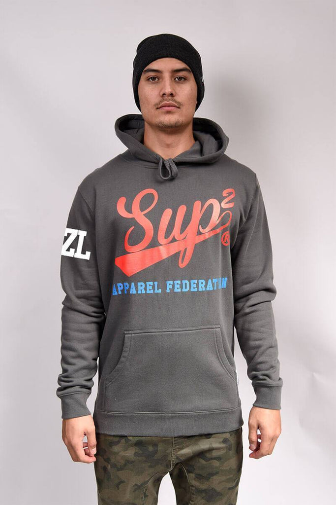 Apparel Federation BIG Heavyweight Hoodie - SUP2
