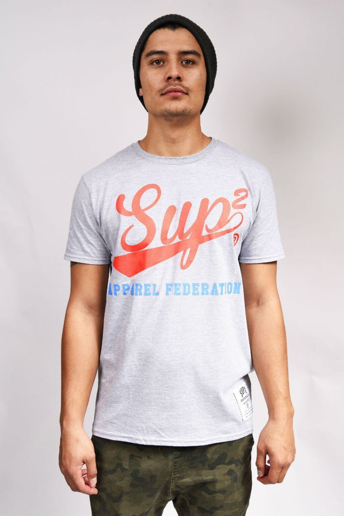 Apparel Federation Mens Tee - SUP2
