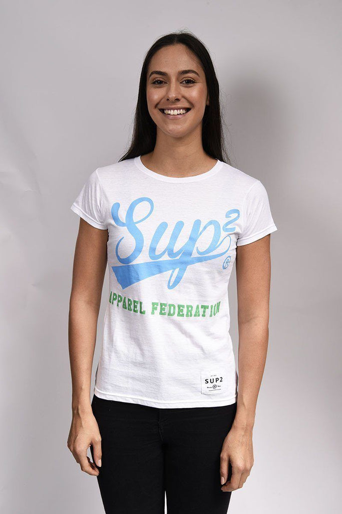 Apparel Federation Womens Tee - SUP2