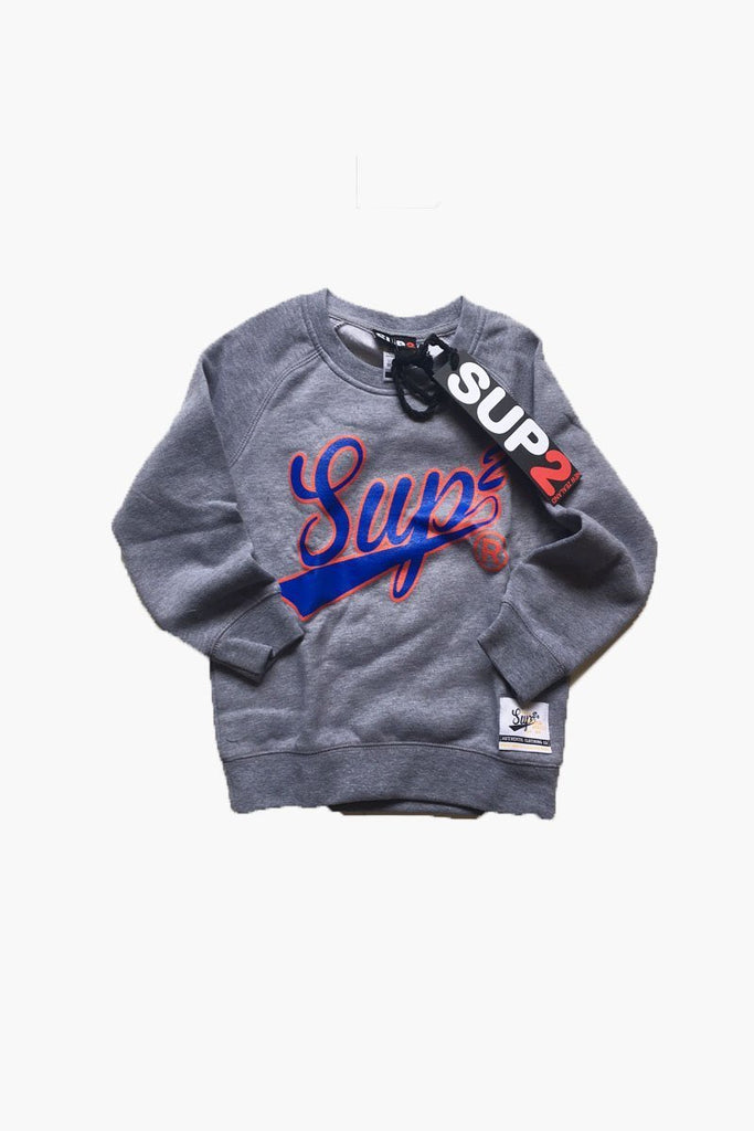 Baby SUP2 Junior Crew Sweater - SUP2