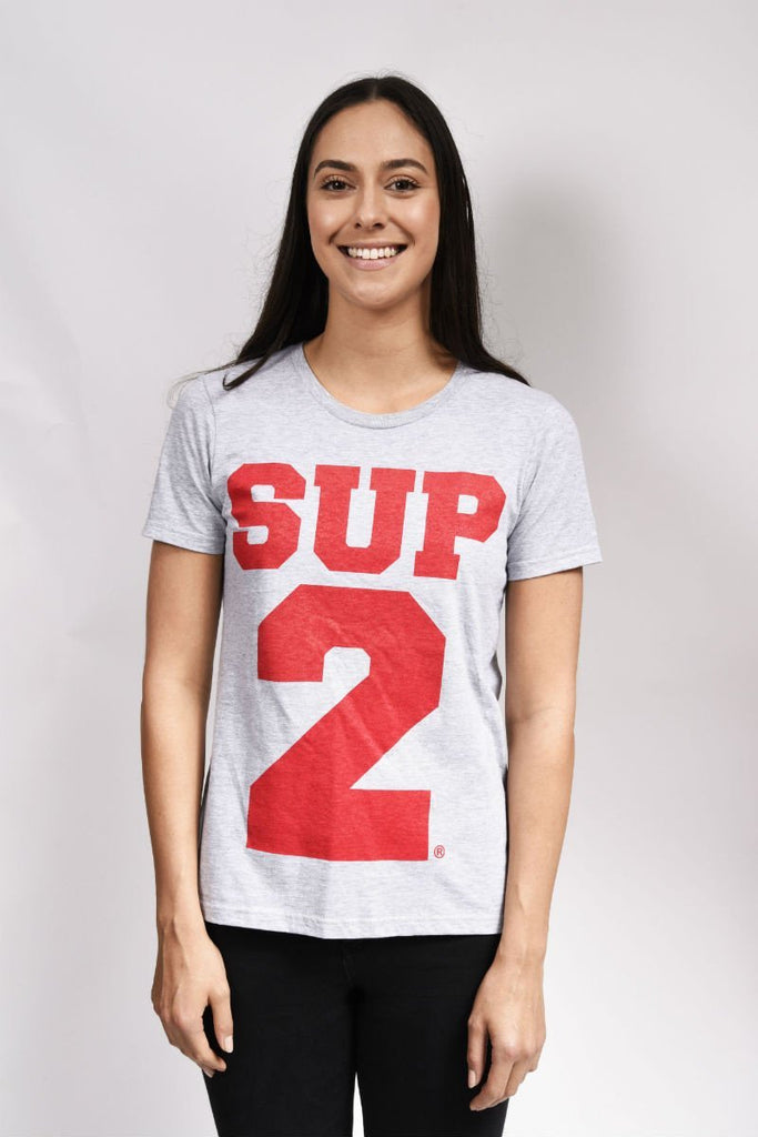 Big Block Womens Tee - SUP2