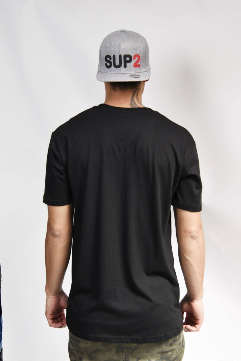 'Big Bunch' Mens Tee -Dick Frizzell X SUP2 Series - SUP2