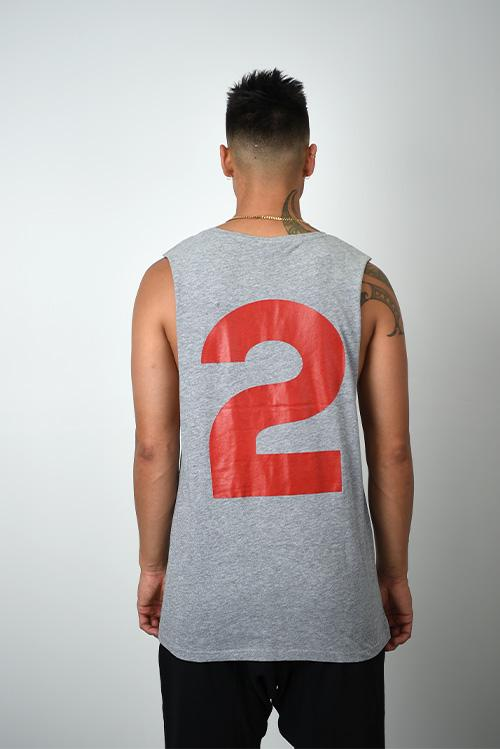 Big Deal Mens Sleeveless Tee - SUP2