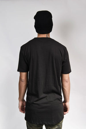 Blurred Life Mens Tall Tee - SUP2