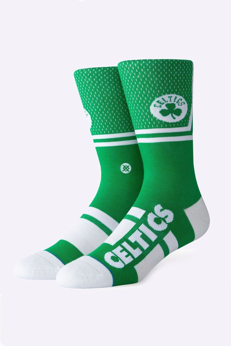 STANCE Socks - CELTICS SHORTCUT Green - SUP2