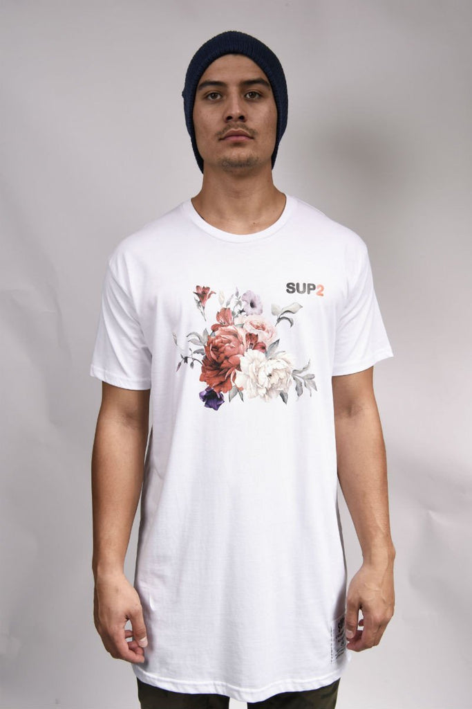 Corsage Mens Tall Tee - SUP2