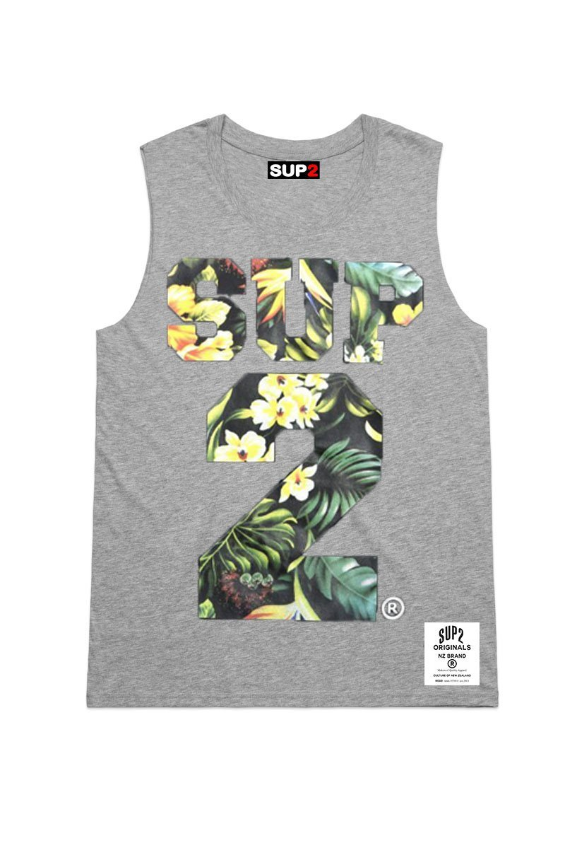 Fantasy Island Women Sleeveless Tee - SUP2