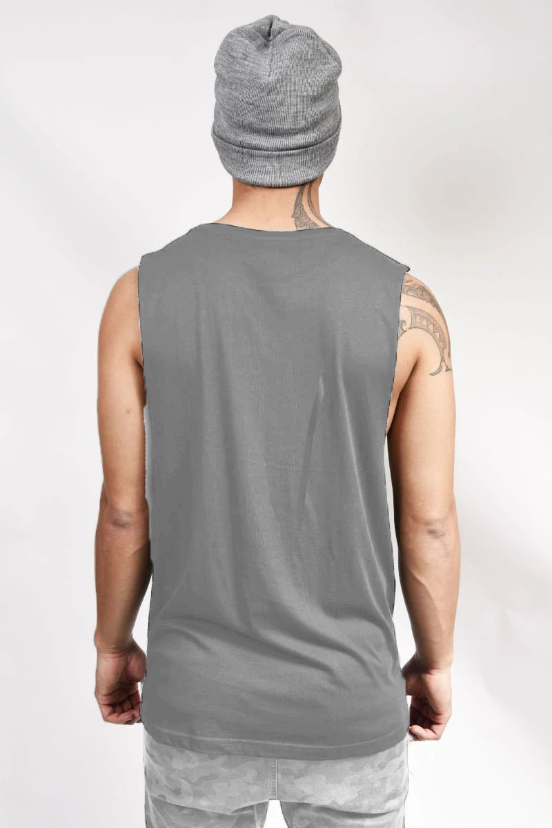 My team College Block Sleeveless Tee - SUP2