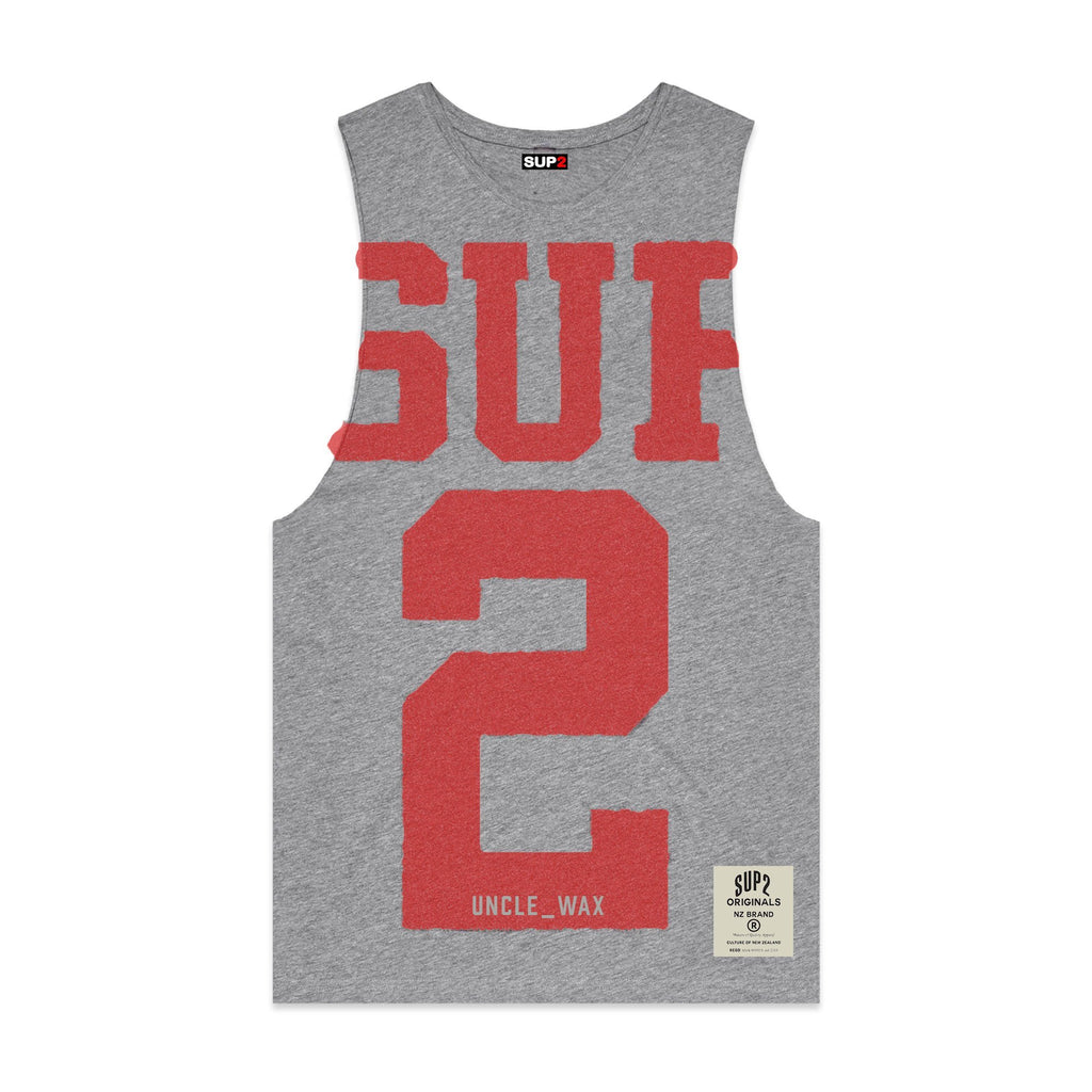 Noisy Sleeveless Mens Tank - SUP2