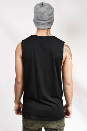 Pixel Rose Sleeveless Tee - SUP2